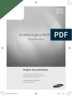 Sacadora a Gas Samsung (6.44 Kw)