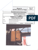022 Desmontaje y Montaje de Tanque Hidraulico 24h