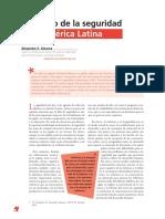 El Estado de Seguridad en America Latina