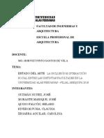Lnclusión e Interacción Social Entre Las Distintas Facultades en La Universidad Alas Peruanas Filial Arequipa 2018 (1)