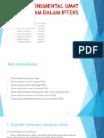 KARYA MONUMENTAL UMAT ISLAM DALAM IPTEKS - Copy.pptx