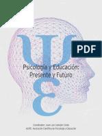 psicología y educación, presente y futuro