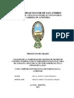 Cosmovision Andina en Bolivia