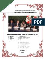 Acuerdo Nacional