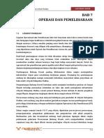 Bab 7_operasi Dan Pemeliharaan_lap Akhir