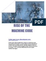 Rise of the Machine Code