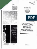 Introduccion Al Derecho Notarial Final