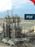 Callidus Thermal Oxidizers for Waste Destruction Brochure