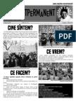 Ziarul #ProtestPermanent. Nr. 1