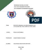 Informe 2 Pesca
