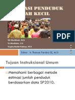 Modul Estimasi Dan Proyeksi Jumlah PEnduduk Rev1 REV SITI
