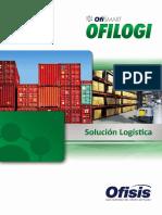 Brochure OfiLOGI Logistica