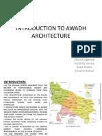 Awadh Introduction