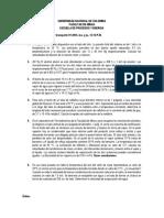 Ejercicios de Transferencia de Masa FdeT 01-16