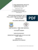 Modul LDK Seminar Motivasi 09