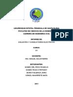 Informe de Aislantes y Conductores.docx