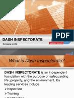 Dash Company Presentation 2018