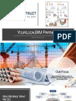 BIM modeling, Construction Design and Services - Technostruct