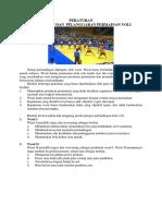Peraturan Kesalahan dan Pelanggaran Permainan Voli.docx