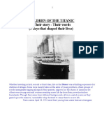 Children of the Titanic
