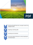 Biological Farming Solutions – an Alternative to Chemical Fertilizers