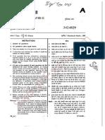 KVS PGT, TGT Previous Year Paper - II- In Maths Lang..pdf