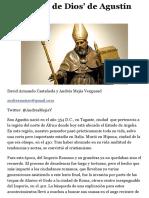 'la ciudad de dios' de agustín de hipona | noticias jurídicas y análisis de nuevas leyes ambitojurid.pdf