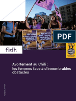 Avortement au Chili