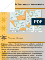 Geologia Estructural Neotectonica
