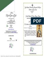2018-20 SEPT- MatLit - Afterfeast Holy Cross - St Eustathios