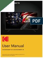 User Manual 50 UHD 55 UHD