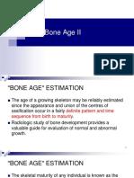 Radiological Anatomy Bone