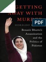 [Heraldo Muñoz] Getting Away With Murder Benazir(BookSee.org)