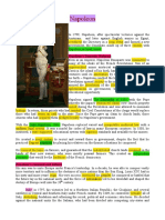 History Notes Napoleon