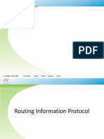 Advance Routing Information Protocol