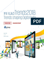 IndiaTrends2018 Trends Shaping Digital India Internet