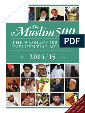 500 Most Influencial Muslims 2014 pdf | Hamas | Gaza Strip