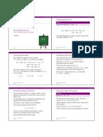 Factoring Complex Trinomials Handout