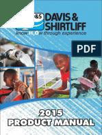 Davis Shirtliff Manual 2015