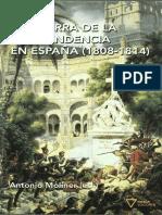 Moliner Prada Antonio. La Guerra de la Independencia en España (1808-1814).pdf