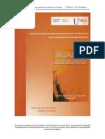 Fagb & Mojica (2001) Análisis Estructural