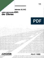 Instrucción Carreteras 8.3 Señalización (Imprimible)