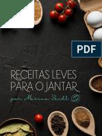 E-book Receitas Leves para o Jantar por Marina Seidl.pdf