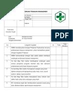 Daftar Tilik Pertemuan Tinjauan Manajemen Pkl Tengah