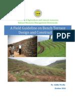 Bench Terrace Manual