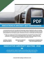 Aircraft Seating Innovation