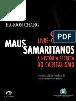 Livro a história Secreta Do Capitalismo