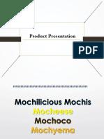 Presentation MOCHI