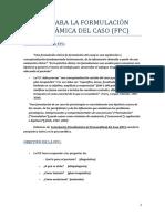 GUÍA PARA LA FORMULACIÓN PSICODINÁMICA DEL CASO - rb_23_4_13.doc