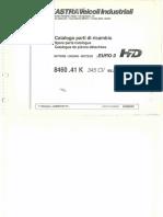 8460.41K - Manual de Partes